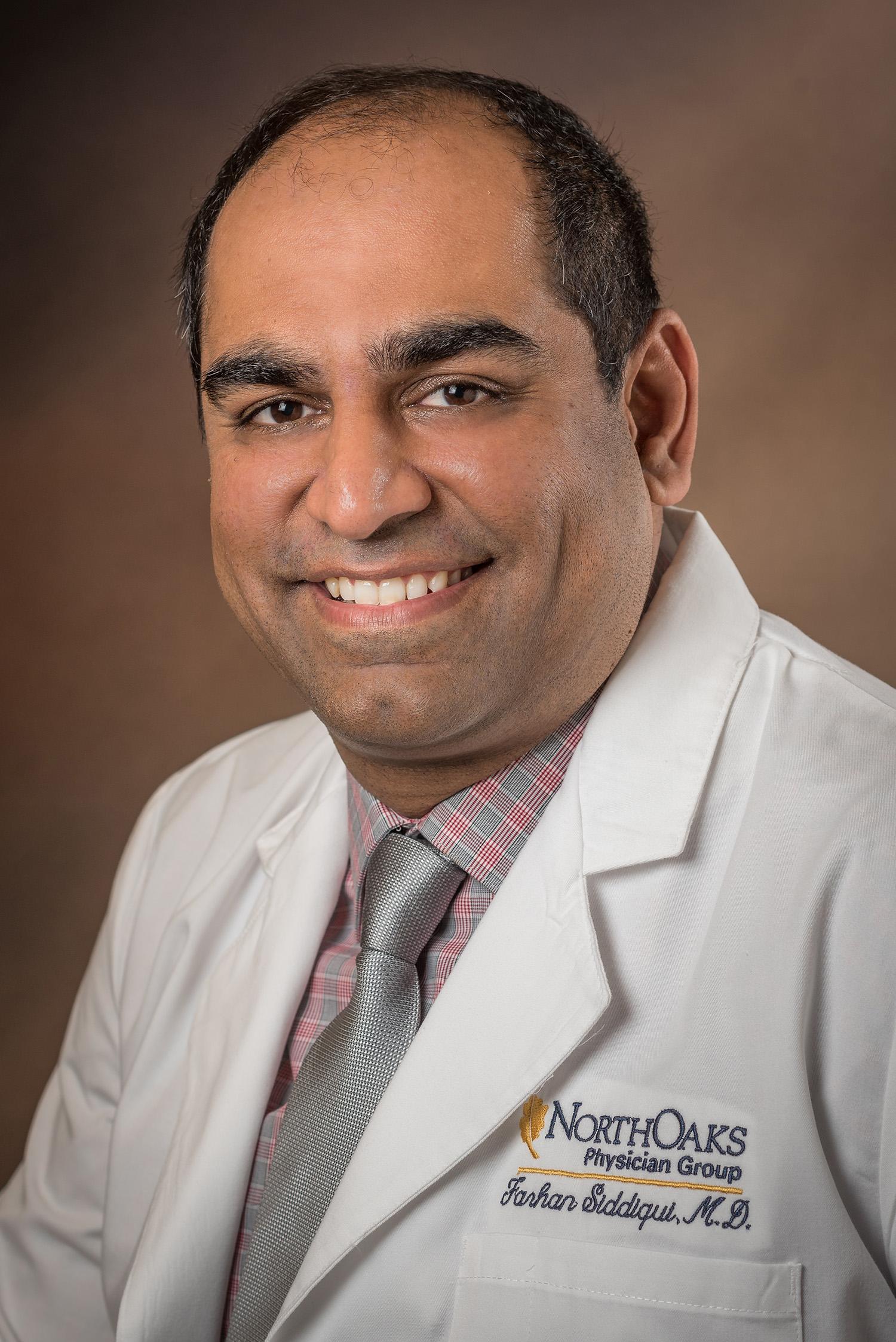 Farhan Siddiqui, MD | Hammond Health System