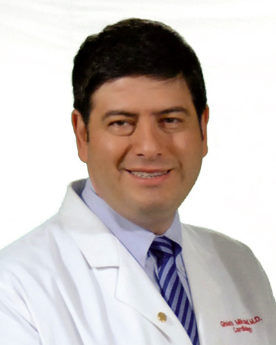 Ghiath M. Mikdadi, MD